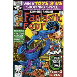 Fantastic Four Vol. 1 Annual 15