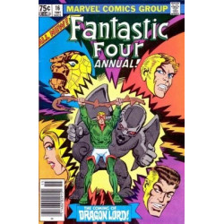 Fantastic Four Vol. 1 Annual 16