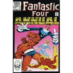 Fantastic Four Vol. 1 Annual 17