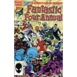 Fantastic Four Vol. 1 Annual 18