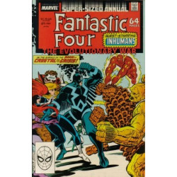 Fantastic Four Vol. 1 Annual 21
