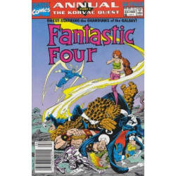Fantastic Four Vol. 1 Annual 24