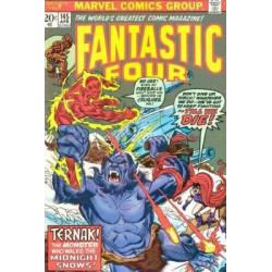 Fantastic Four Vol. 1 Issue 145