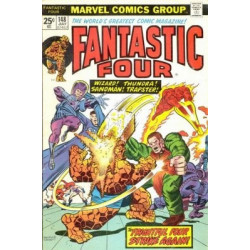 Fantastic Four Vol. 1 Issue 148