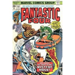 Fantastic Four Vol. 1 Issue 154