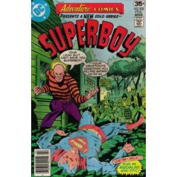 Adventure Comics Vol. 1 Issue 455