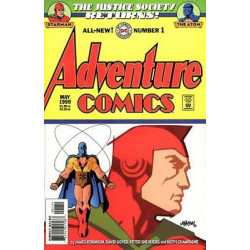 Adventure Comics Vol. 2 Issue 1