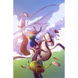 Adventure Time: Fionna & Cake  Issue 1n Variant