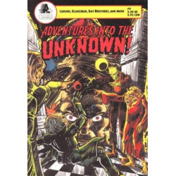 Adventures into the Unknown  Issue 4
