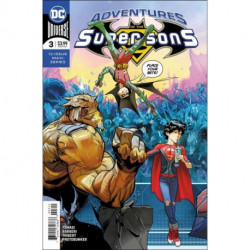 Adventures of the Super Sons Issue 03