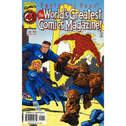 Fantastic Four: The World's Greatest Comic Magazine   Issue 1