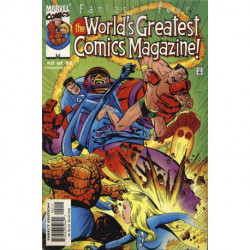 Fantastic Four: The World's Greatest Comic Magazine   Issue 2