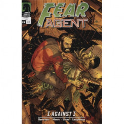 Fear Agent Issue 24