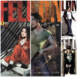 Felon Collection Issues 1-4