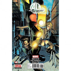 Age of Ultron  Issue 8