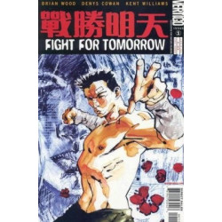 Fight For Tomorrow  Issue 1