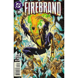 Firebrand  Issue 3