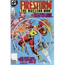 Firestorm, the Nuclear Man Vol. 2 Issue 65