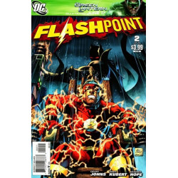 Flashpoint  Issue 2