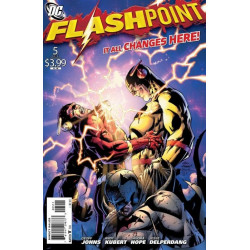 Flashpoint  Issue 5