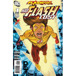 Flashpoint: Kid Flash Lost Issue 1