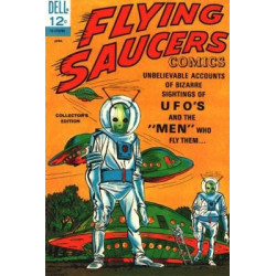 Flying Saucers  Issue 1