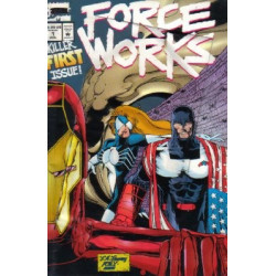 Force Works  Issue 1