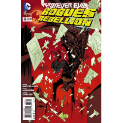 Forever Evil: Rogues Rebellion Issue 3