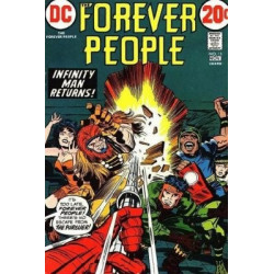 Forever People Vol. 1 Issue 11