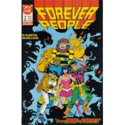Forever People Vol. 2 Issue 2