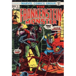 Frankenstein  Issue 6
