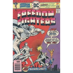 Freedom Fighters Vol. 1 Issue 2