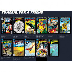 Funeral For A Friend Collection 10 Issue Set
