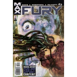 Fury Mini Issue 3