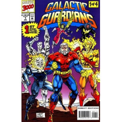 Galactic Guardians Mini Issue 1