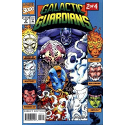 Galactic Guardians Mini Issue 2
