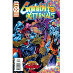 Gambit and the X-Ternals Mini Issue 3