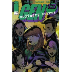 Gen 13: Ordinary Heroes Mini Issue 1