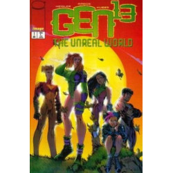 Gen 13: The Unreal World One Shot Issue 1
