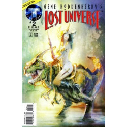 Gene Roddenberry's Lost Universe  Issue 2