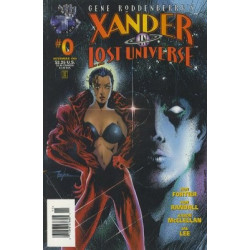 Gene Roddenberry's Xander in Lost Universe  Issue 0