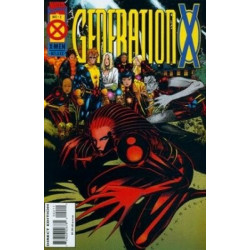 Generation X  Issue 02