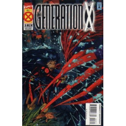 Generation X  Issue 03