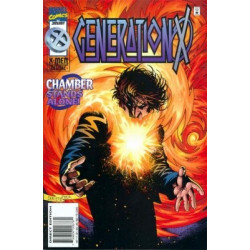 Generation X  Issue 11