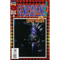 Generation X  Issue 13