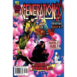 Generation X  Issue 18