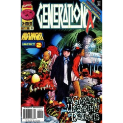 Generation X  Issue 19