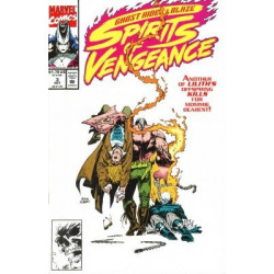 Ghost Rider & Blaze: Spirits of Vengeance  Issue 03