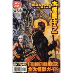 Giantkiller: A To Z One-Shot TPB 1