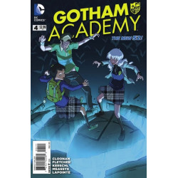 Gotham Academy  Issue 4